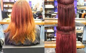 la weave hair extensions beauty what is an l a weave hello lowe