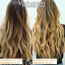 Highlights Vs Ombre Style | balayage highlights and balayage ombre for spring 2014 vpfashion