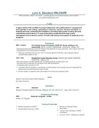 rn resume exles 2 exles of resumes resume exle a nursing
