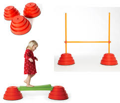 Obstacle Gross Motor Therapy Special Needs Toys Obstacle Course