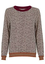 lollys laundry lollys laundry juno shirt leopard