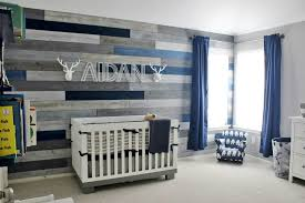 Modern Nursery Furniture Sets Modern Navy And Grey Rustic Nursery Design Hupehome