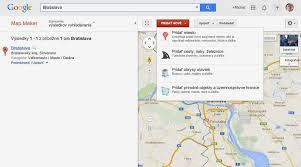 Google Maps Maker Mapy Google Google Maps Pomocou Novej Funkcie Google Map Maker