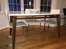 Mid Century Modern Round Dining Table Mid Century Modern Round Dining Table With Leaves