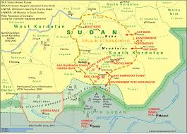 Sudan Africa Map by More Calls For Nuba Talks Article Africa Confidential