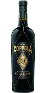 francis coppola claret francis ford coppola diamond collection black label claret rødvin