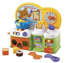 vtech 123805 jeu educatif electronique baby cuisine