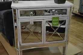 nightstands very mirrored furniture silver mirrored nightstand