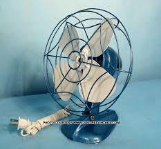 antique vintage electric fans restored refurbished and
