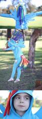 Rainbow Dash Halloween Costume Rainbow Dash Inspired Pony Glitterprincessgalor