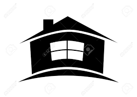 house outline house icon royalty free cliparts vectors and stock illustration