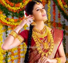 kerala hindu wedding ornaments simple