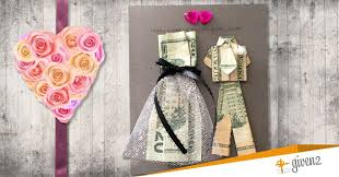 Money Wedding Gift Asking For Money As A Wedding Gift Has Now Become Elegant