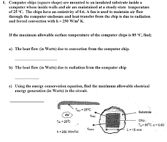 introduction to heat transfer 6th edition solution manual mechanical engineering archive june 03 2016 chegg com