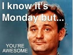 Murray Meme - bill murray you re awesome meme picsora success board
