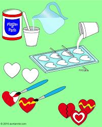 how to make valentine u0027s day pins valentine u0027s day crafts aunt
