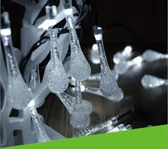 compare prices on solar powered icicle lights shopping buy