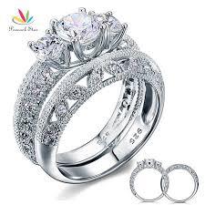vintage rings aliexpress images Victorian style wedding rings aliexpress com buy peacock star jpg