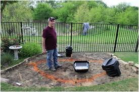 How To Build A Backyard Backyards Gorgeous How To Build A Pond In Your Backyard Using