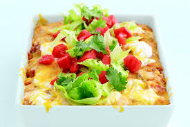 Cooking Light Enchilada Casserole Easy Enchilada Casserole Kraft Recipes