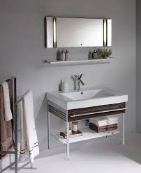 ideas for bathroom wall decor white ceramic floor wall mirror
