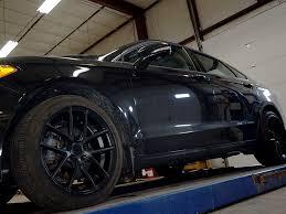 rims for 2014 ford fusion 2014 ford fusion 18x8 niche