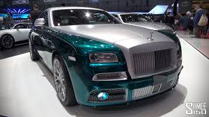 mansory rolls royce drophead first look mansory rolls royce wraith youtube
