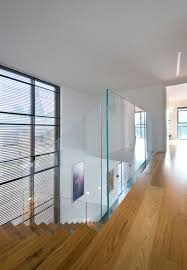 Interior Glass Walls For Homes The Kibuts House By Sharon Neuman Architects