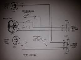 3 wire to 5 wire headlight swap how to with pictures harley