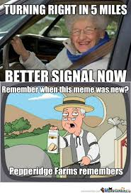 Pepperidge Farm Meme Maker - rmx troll level old people by pazuzu meme center