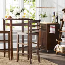 3 piece dining room set furniture add flexibility to your dining options using pub table