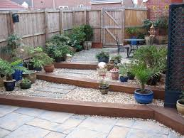 Railway Sleepers Garden Ideas Railway Sleeper Gardens Garden Ideas Railway Sleepers Interior