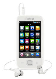 mp3 android samsung launches world s android mp3 player the register