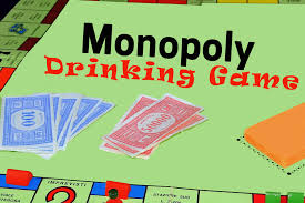 Backyard Drinking Games How To Play Monopoly Drinking Game Rules U0026 Beer Opoly Board Game