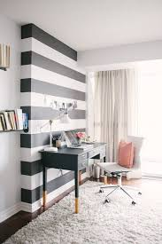 Grey And White Wall Decor Best 25 Striped Accent Walls Ideas On Pinterest Grey Striped