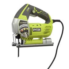 Ryobi 5 Portable Flooring Saw by Ryobi 6 1 Amp Variable Speed Orbital Jigsaw With Speed Match