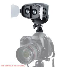 nanguang cn 20fc led photography camera camcorder fill in light