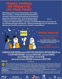 what year was charlie brown thanksgiving made it u0027s the great pumpkin charlie brown blu ray amazon ca