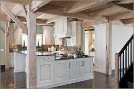 Whitewashed Kitchen Cabinets Fascinating Diy Whitewash Kitchen Cabinets U New Home Design The