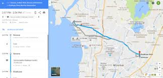 Banglore Metro Route Map by Mumbai Metro Trip Timings And Station Information Now On Google Maps