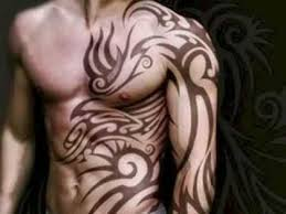 30 tribal tattoos images and designs