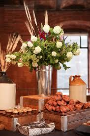 modern thanksgiving centerpieces decorate with fresh flowers hgtv