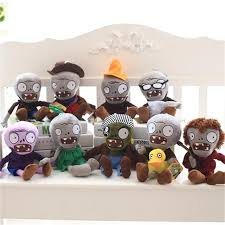 direct deal most complete series plants vs zombies plush toys high