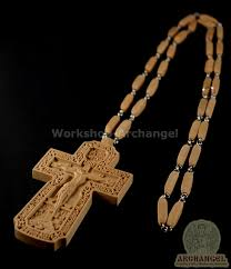 pectoral crosses for sale russian orthodox priest pectoral cross priestly carved wooden