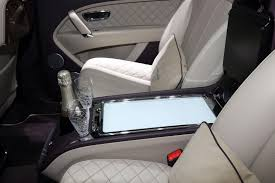 bentley interior back seat bentley bentayga mulliner is a warning shot to the rolls royce suv