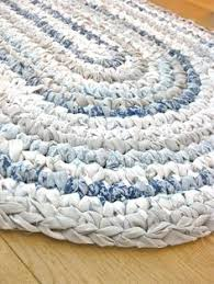 Rag Rug Directions How To Make Crocheted Rag Rugs Folk Crochet And Patterns