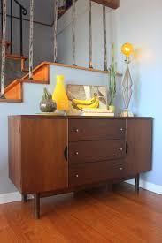 vintage mid century modern credenza buffet sideboard dresser