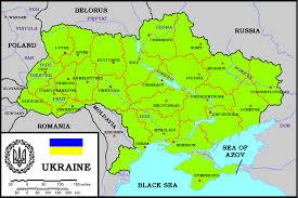 Map Of Ussr Ukraine Maps