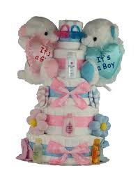 twins boy and love them diaper cake at best prices