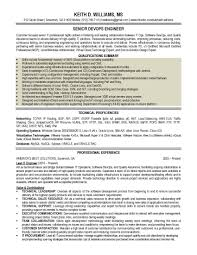 Technical Resume Example by Technical Resume Writing Services Free Resume Example And